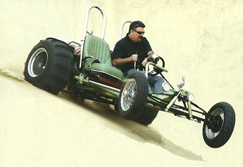 1960s Voltswagon Dune Buggy