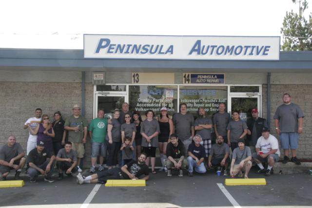 peninsula automotive volunteers