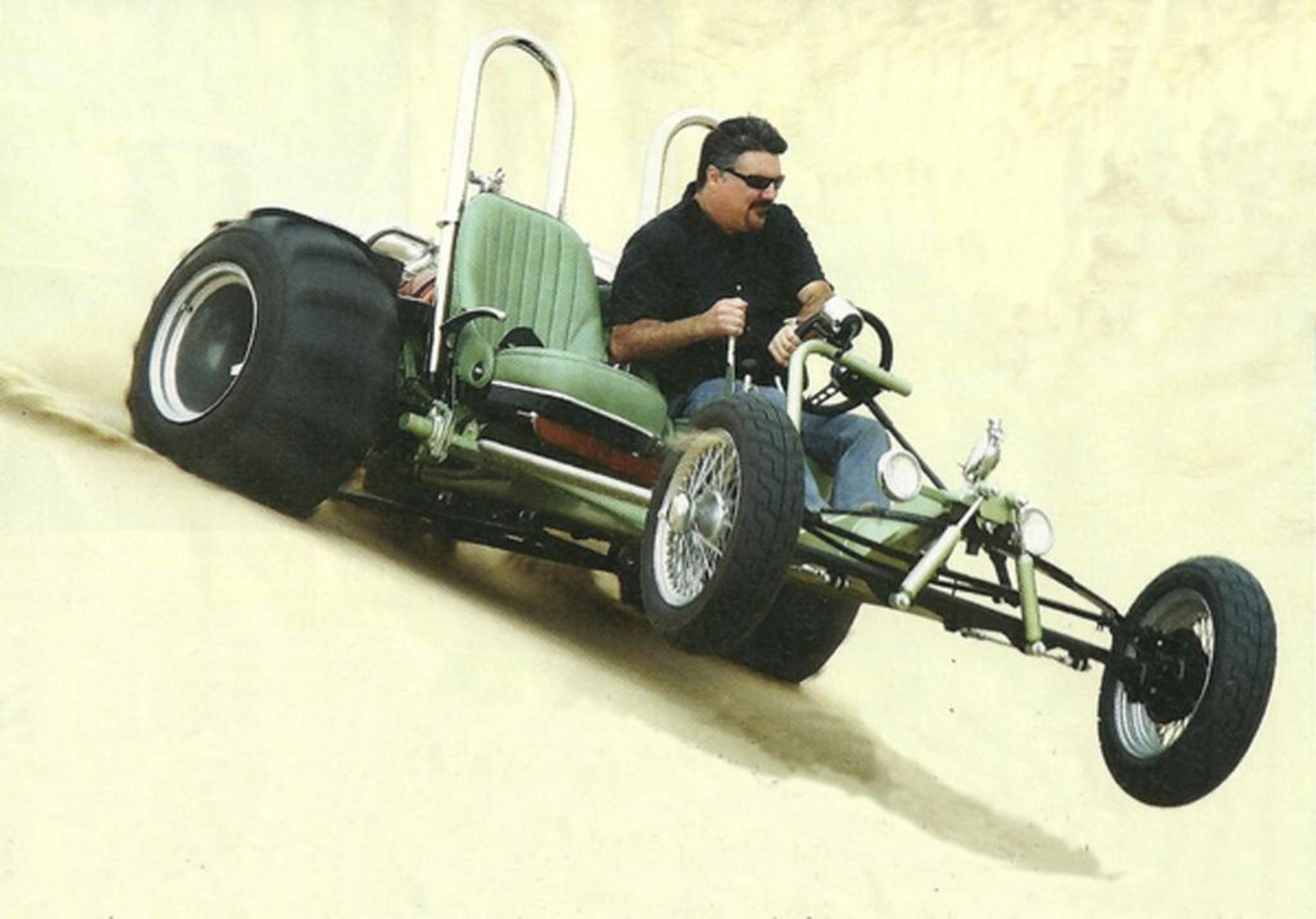 CORT'S DUNE BUGGY | Peninsula Automotive