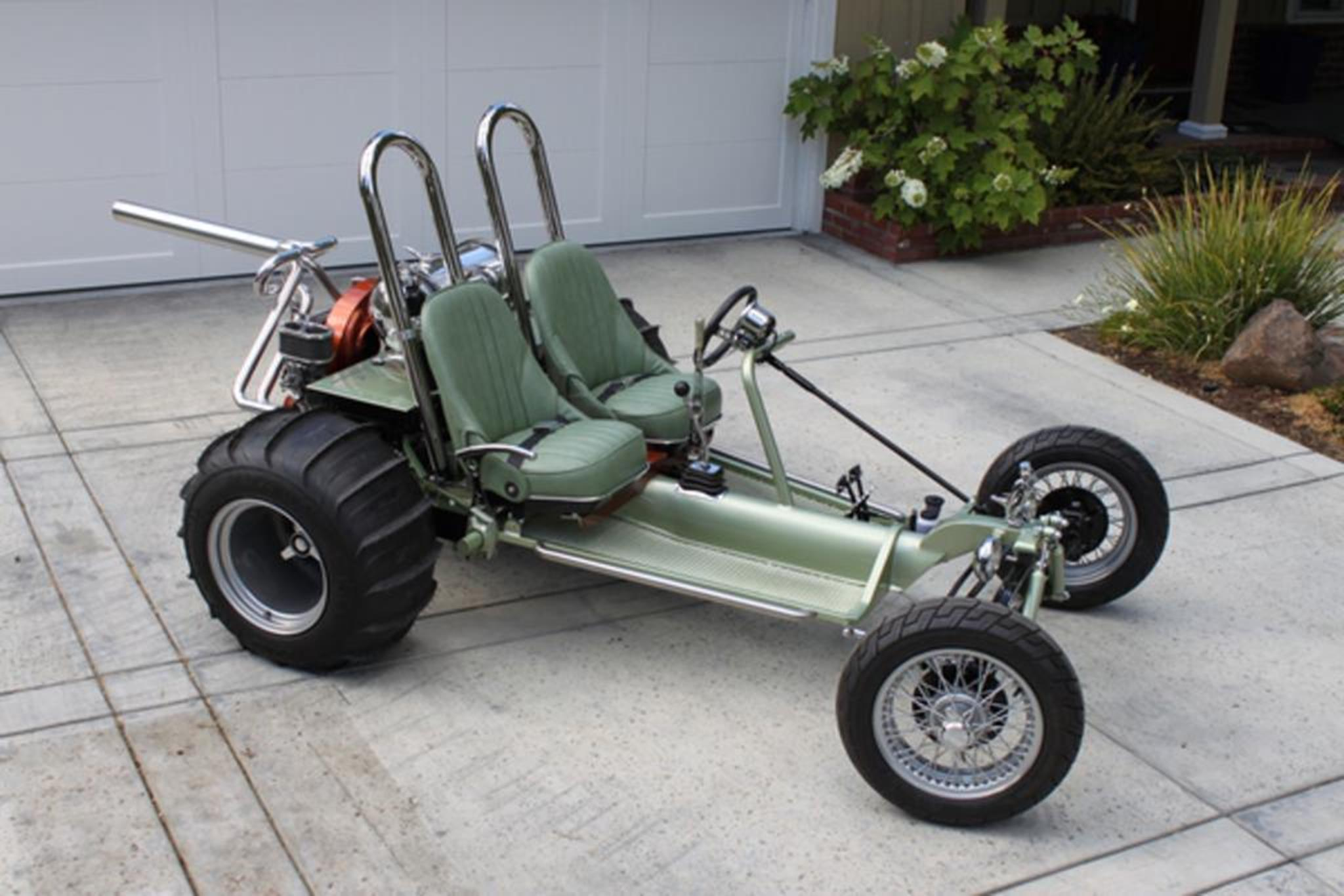CORT\'S DUNE BUGGY | Peninsula Automotive