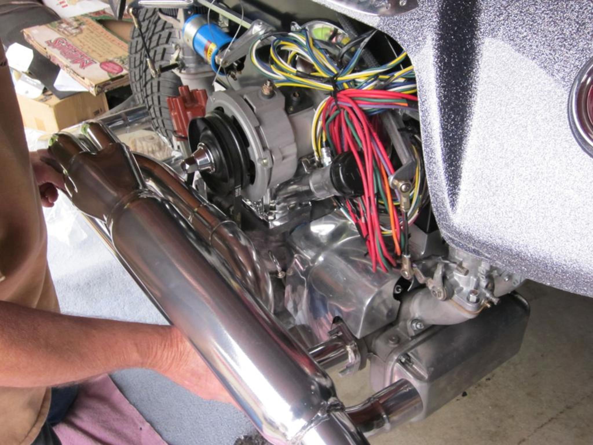 Waynes Meyers Manx Kick Out Ss Peninsula Automotive Wiring Harness Wayne 21