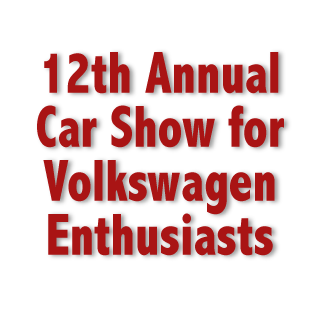 12th annual car show