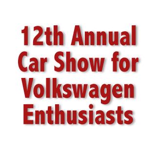 12th annual car show